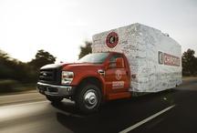 Truck / Burritos on wheels.