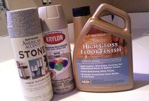 Home - DIY (Larger Projects) / by Erin Broussard