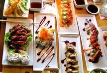 Sushi / Lekker