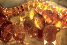 Ambra / Gioielli e bijoux in ambra naturale