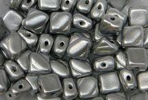 Silky 2-Hole Beads
