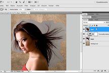Photoshop_Haare freistellen