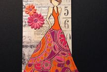 Prima Paper Dolls / by Jules P