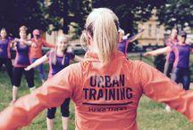 Kari Traa - Urban Training