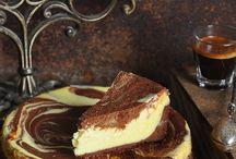 Marmurinis varskes -kavos pyragas