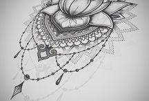 Tatuaje pa debajo del pecho
