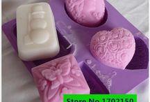 molde sabão