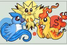 Pokemon légendaire