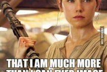 Star Wars ( girl power )