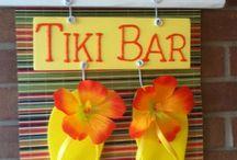Ideas for Home - Tiki Bar