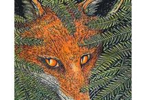 Foxes / by Lennie Poitras