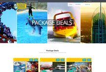 Package Deals / http://ticketsandtours.com.au/packagedeals/