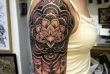 my tattoo's and inspiration