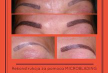 Microblading - makijaż permanentny Słupsk / Moje portfolio