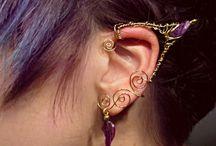 Elf Ear Jewelry
