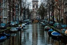 Amsterdam / by LoveTravel Places & ART