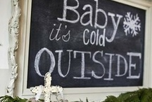 Chalkboard Sayings / by Sally LeBlankers