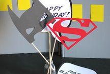 Theme: Super Hero