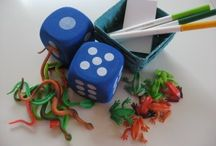 Preschool Math / Ideas for developing number sense and numeracy in the preschool age child