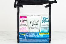 Shop Tattoo Goo® Skin Care + Aftercare / Our complete skin care system has everything you need from healing new ink to keeping healed ink vibrant. Plus, we also offer aftercare products for piercings as well as artist tools that aid in the art of tattooing.