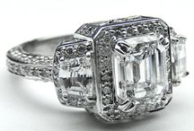 Vintage Engagement Rings / Rings