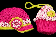 Crafty Corner - Knit and Crochet / by Laura Simmons