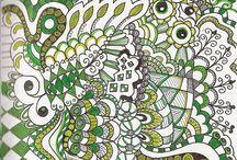 Tangles / by Carla Hudson