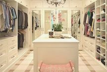 Fabulous Closets / Closets that are dreamy and spacious!