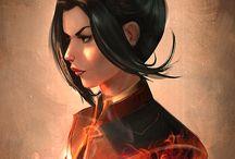 Legenda Aanga