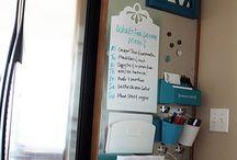 Organised home tips