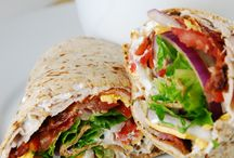 Wraps to make / Foood