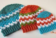 Patterns hat