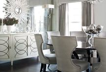 Dinning room ideas  / by Melissa Jones