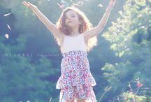 Children's Photography Inspriation