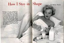 All Things Marilyn / Dedicated to the one and only Ms. Monroe, 1926 - 1962 / by Emily Carney