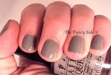 Gray Polishes