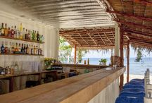 moloko lanta / A new beach bar and restaurant located on Relax Beach, Ko Lanta Thailand.  We have created our bar from shipping containers, brining you a new approach to beach lounging and dining.