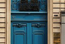 Doorways / Different types of door and material combinations that we love. Standard or custom doors.