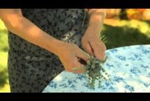 Lavender wands / Fusetki / Lawender wands. fusstets - inspirations and tutorials, DIY Fusetki - pomysły, tutoriale
