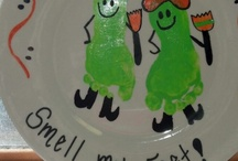 Cute kids daycare craft ideas