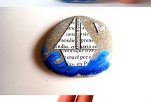 Piedras / Piedras decoradas
