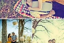 Vintage Engagement shoot