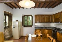 Apartments / Here you find some pics about the apartment of Borgo La Casaccia. Each one with private bathroom,kitchen and wifi of course