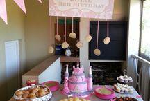 Informal Princess Party / Informal Princess Party