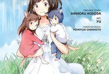 Wolf Children : Ame and Yuki