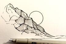Tegning 15 min