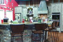 Metal Home Remodel / Addition / Check out this metal home remodel and addition by Campbell Custom Homes