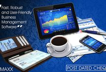 Post Dated Cheque / Post Dated refers to cheque which has been written by the drawer for a future date. It is not payable before the date written on the cheque. Even if the cheque.. http://maxxerp.blogspot.in/2013/08/maxx-user-friendly-software-post-dated.html