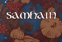 fall - samhain