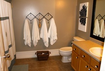 bathroom ideas / by Becca Daniel